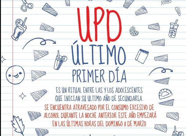 Lanzan una guía de concientización sobre el Último Primer Día (UPD)