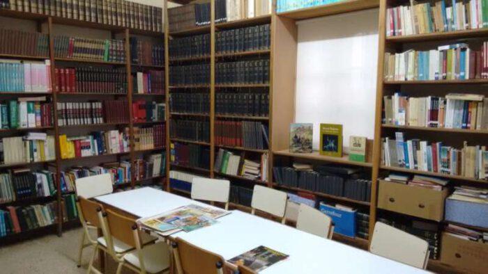 La Biblioteca pública celebra sus 80 años