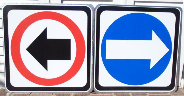 Cambio en el sentido de circulación en calle Pueyrredón