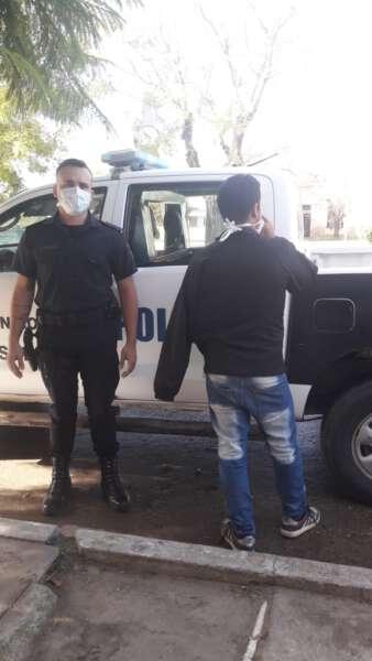 Más de 110 personas fueron notificadas por incumplir las normativas de la cuarentena