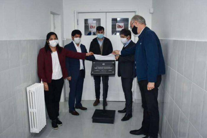 Quedó inaugurada la primera Unidad de Terapia Intensiva en el hospital local
