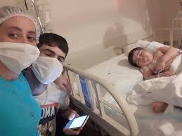 """Trasplantaron a Eloísa Melín """"Gracias a Dios! El trasplante fue un éxito!"""" expresó su mamá"""