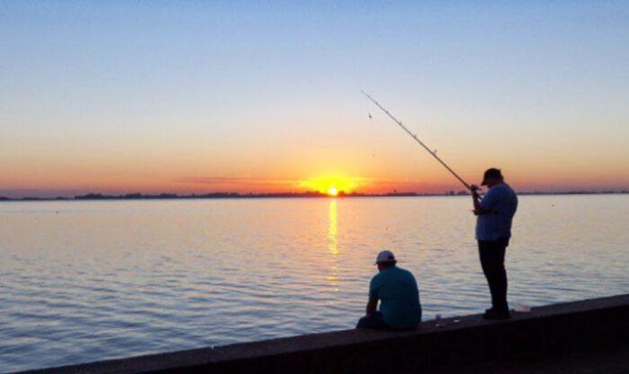 Habilitaran la pesca deportiva en Castelli
