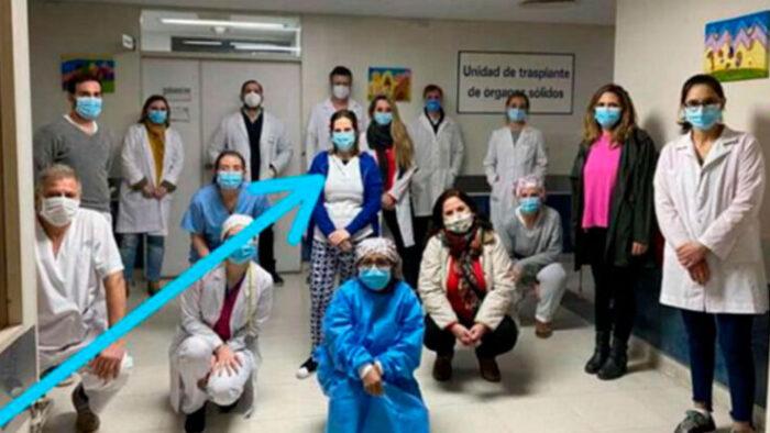 Dra Priscila Pereyra «Los pacientes intervenidos están muy bien»