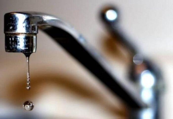Habrá corte total de agua el viernes
