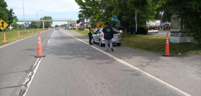Secuestran marihuana en operativos en la autovía