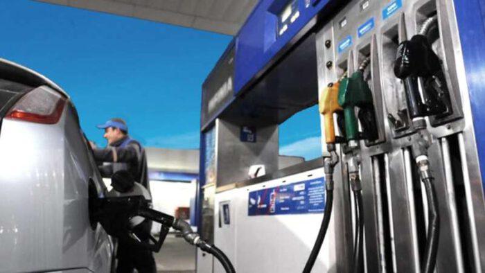 Nuevo aumento del combustible