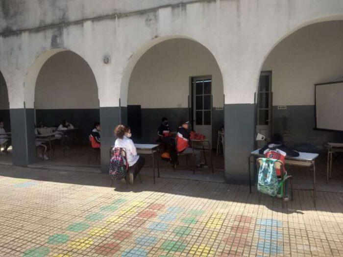 Pila habilitó el regreso de alumnos a las escuelas mediante actividades socioeducativas