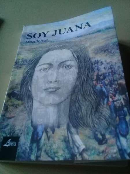 """Mirta Torrez presentó """"Soy Juana"""" que ya está en librerías de la ciudad"""
