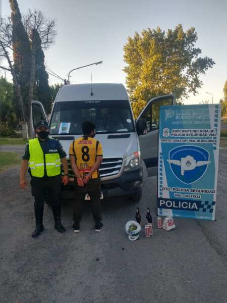 Secuestros de estupefacientes, infracciones, accidentes y una aprehensión por conducir alcoholizado en el primer fin de semana largo de Operativo Sol en Castelli