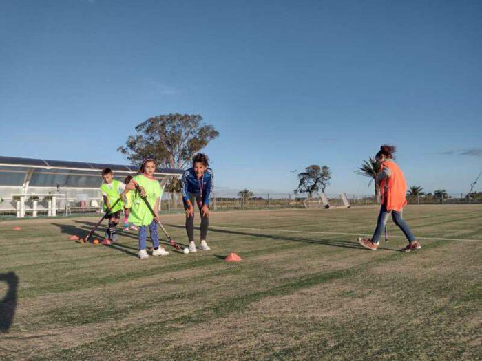 Deportes: Está en marcha la Escuela Municipal de Hockey