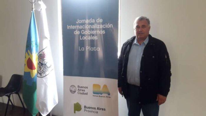 """Jose Iriarte: """"Estamos en marcha y vamos a presentarnos con una lista en las legislativas"""""""